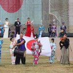 和楽器アンサンブルJapan(カザフスタン・国際音楽フェスティバル)